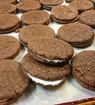 Cookies-Brownie Sandwich (One)