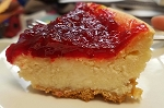 Cheesecake.  In Store Purchase