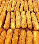 Mozzarella Cheese Sticks (Approx 1 Lb)
