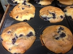 Blueberry Muffins (4 Pack)