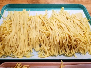 Fresh Pasta (approx 14 oz). In Store Purchase