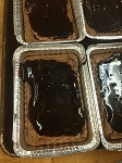 Fudge Topped Brownie Tray  (16 oz)